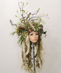 Forest Queen (Diy Costume Mermaid)