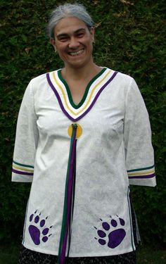 lois-smith-ribbon-shirt-8 / Quilting Gallery