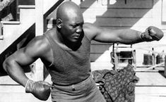 Jack Johnson  was born March 31, 1878, Galveston, Texas, U.S. and died June 10, 1946, Raleigh, N.C. He was the first black boxer to win the heavyweight championship of the world. Johnson is considered by many boxing observers to be one of the greatest heavyweights of all time.