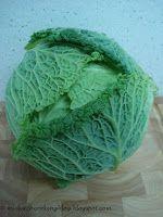 The Dutch Table: Koolsoep (Dutch Savoy Cabbage Soup)