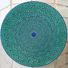 Minakari or Enameling art of Isfahan