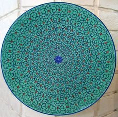 Minakari or Enameling art of Isfahan