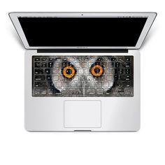 macbook keyboard decal mac pro decals by creativedecalskin on Etsy, $15.99