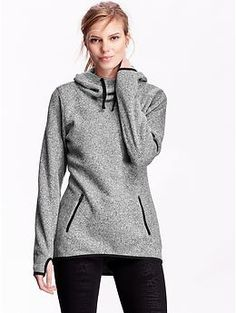 Size Small!!!! (should be onsale!) Sweater-Fleece Tunic Hoodie | Old Navy