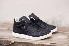 Puma Becker Leather Black