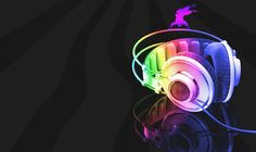 cool 3d headphone music hd for mobile photos
