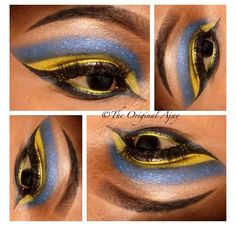Cut - Crease Eye Designs - Creative Ajay