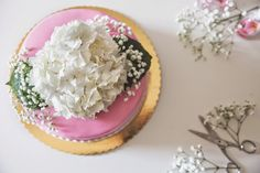 In Her Smell: Spring Cake