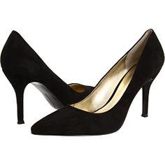 3 1/2 inch heel. Perfect height.