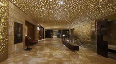 Laser cut ceiling and wall COREDO MUROMACHI | SUPER POTATO