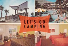 Let's go to Palm Springs. Right Now.