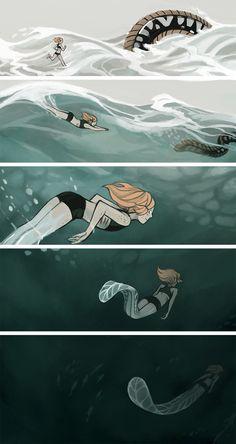 Thermohalia - Unfinished but awesome webcomic