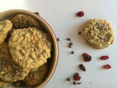 Loaded Oatmeal Cookies {Mom's Kitchen} - A Cedar Spoon