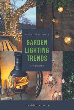 Garden Lighting Trends for 2017