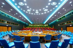 A place where BIG decisions happen-Inside the United Nations in New York City