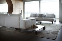 Primo Sofa, Contemporary Living Room Design at Cassoni.com