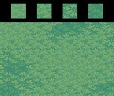 Title:Literally just grass Pixel Artist:Adarias