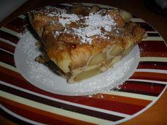 Sabines und Anjas Hobbyeck: Pfannkuchen-Auflauf mit Äpfeln French Toast, Breakfast, Food, Baking, Rezepte, Meal, Essen, Morning Breakfast