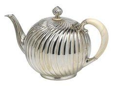 Teekanne, Wien um 1910