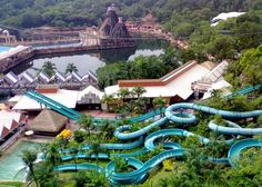 Sunway Lagoon: An Interactive Wildlife Park  at Malaysia.