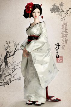 The Modern GEISHA ✿ :: Modern Geisha Japanese Doll...Gorgeous