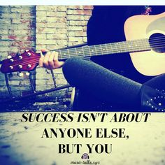 Success is all about you