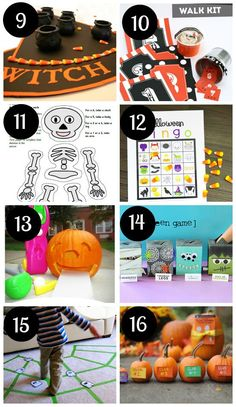 66 fantastic halloween games for the whole family - Halloween Party Games Toddlers