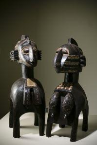 Nimba Masks. Guinea. West Africa.