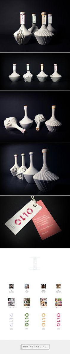 OLIO (Student Project) - Packaging of the World - Creative Package Design Gallery - http://www.packagingoftheworld.com/2016/05/olio-student-project.html