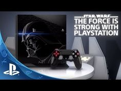 Darth Vader Gets His Very Own Star Wars PS4