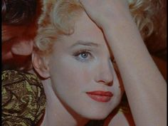 """Marilyn Monroe and Don Murray, """"Bus Stop"""", 1956."""