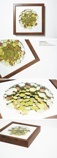 The fine paperworks of Caryn Ann Bendrick, an artist whose paper based works are tactile meditations on repetition and the dichotomy of destruction and creation. Modern Art, Contemporary Art, Papercutting, Paper Artist, Cut Paper, Kirigami, Art Object, Ann, Sculpture