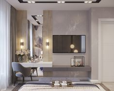 Modern Luxury Bedroom, Master Bedroom Interior, Room Design Bedroom, Bedroom Furniture Design, Home Room Design, Luxurious Bedrooms, Home Decor Bedroom, Home Interior Design, Simple Interior