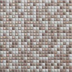 Caffé Latte 1,2×1,2 | Mosaikhjørnet - Fliser, klinker og mosaik til badeværelse og køkken Projects To Try, Shapes, Chic, Colors, Kitchen, Bathroom Fixtures, Tiles, Mosaic, Shabby Chic