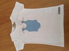 Bañador niña camiseta