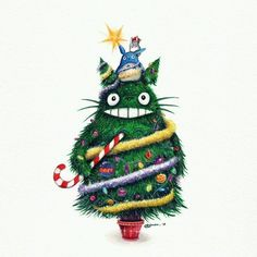 Totoro Christmas