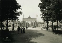Brandenburger Tor Berlin 2