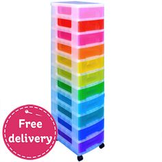 Really Useful Drawer Unit 11 x 7 Litre