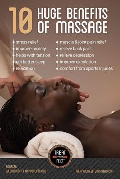 10 Huge Benefits of massage therapy. Visit our award winning massage spa located in Atlanta, GA. Benefits of Massage Therapy Stress Relief Improve Anxiety Helps with Tension Get Better Sleep Relaxation Relieve Muscle and Joi Massage Quotes, Massage Tips, Massage Techniques, Massage Therapy, Spa Therapy, Massage Room, Spa Massage, Acupuncture Benefits, Massage Benefits