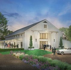 The Farmhouse Wedding and Events Venue. An elegant new venue in Montgomery, Texas!