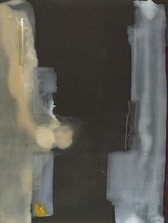 Helen Frankenthaler, Toward Dark, 1988, Acrylic on canvas 118 1/4 x 88 1/2 inches (300.4 x 224.8 cm)