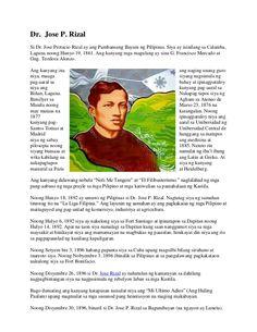 Dr. Jose P. Rizal  Si Dr. Jose Protacio Rizal ay ang Pambansang Bayani ng Pilipinas. Siya ay isinilang sa Calamba,  Laguna n... Jose Rizal, Historical Pictures, Filipino, Classroom Decor, Study, Hero, Babies, Life, Studio