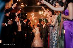 {Casamento} Cláudia ♥ Rodrigo #wedding #sparkles #smarcondes