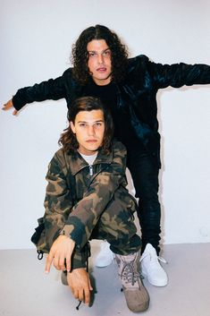 Canadian house music duo DVBBS doing it up at The Novo by Microsoft on Saturday February 4!