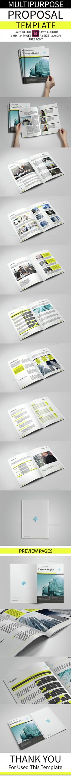 Daleman Proposal Template | Proposal templates and Business proposal