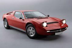 Maserati Merak SS 1977 - Auction Artcurial - 03 by Fine Cars, via Flickr