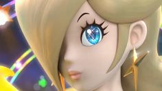 Rosalina playable in Super Smash Bros. coming to Wii U &amp