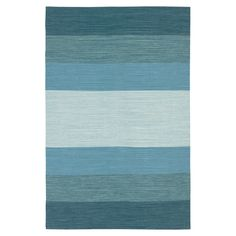 Chandra Rugs IND2 India Area Rug, Blue