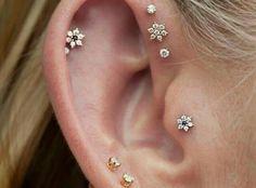 15 imágenes con opciones de diferentes piercing en la oreja (6)