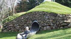 Tunnel Slides | massey&harris